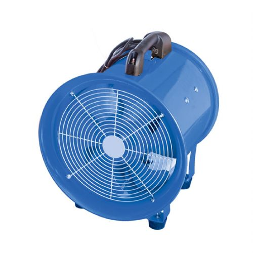 VF400 Dust And Fume Extractor Fan 400mm 6300m3/hr Dual Voltage 220V~50Hz